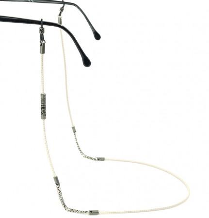 VONERNST Brillenband deluxe poudre