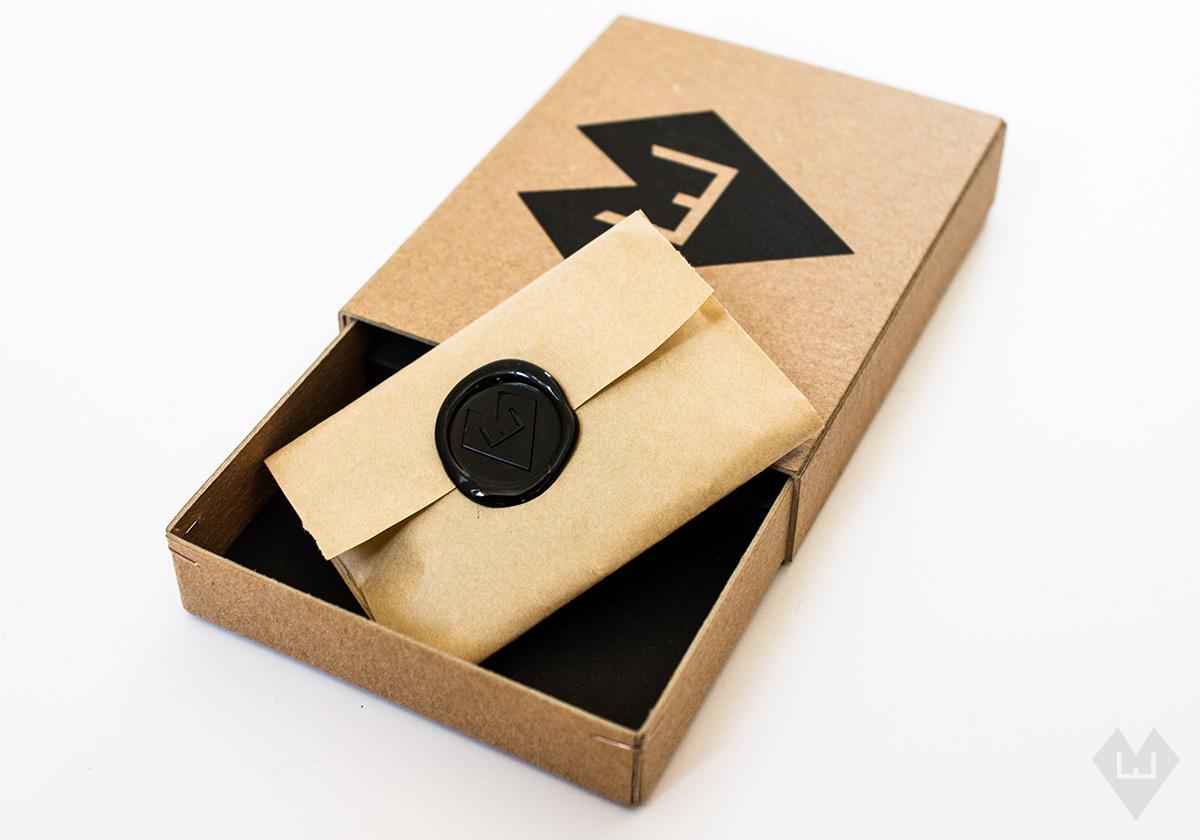 VONERNST Verpackung Schachtel von einer Berliner Manufaktur Handmade